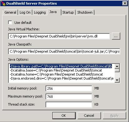 JDBC Windows Authentication